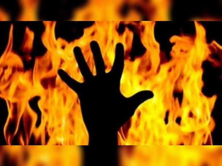 अग्निकांड:आग में झुलसकर सीआईएसएफ हेड कांस्टेबल की मौत 1