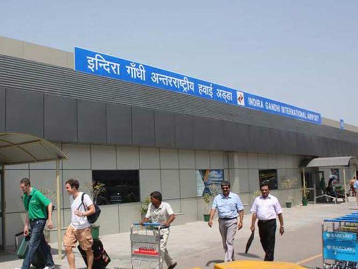 सुरक्षा की तैयारी:दिल्ली एयरपोर्ट पर घरेलू विमान यात्रियों के लिए भी कोविड जांच की सुविधा 1