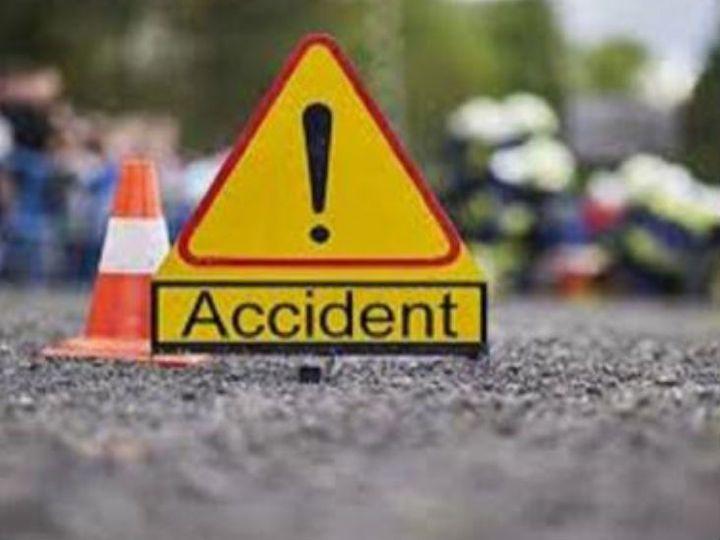 हादसा: ट्रैक्टर चालक ने बच्चे को कुचला, मौत, गुस्साए लोगों ने लगाया जाम 1